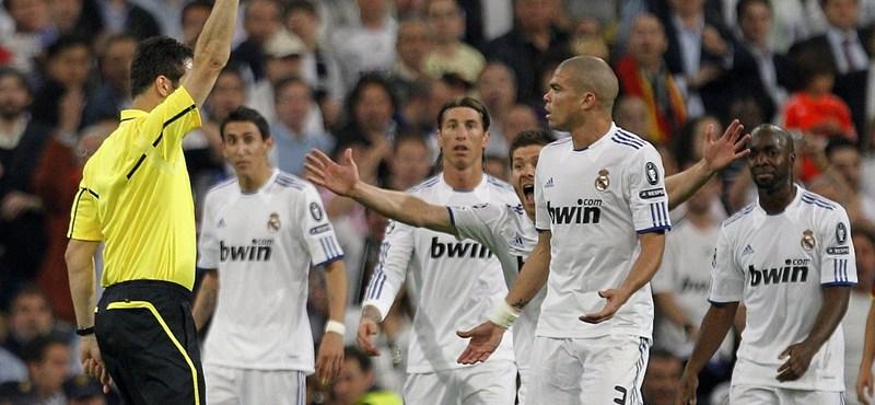A Bajnokok Ligája keddi programja, a Real Madrid már a nyolcaddöntőben