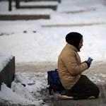 11 millió család hajléktalan Európában