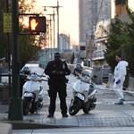 A New York-i terrortámadás képei