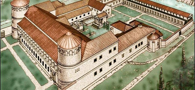 A rómaiak voltak az első turisták