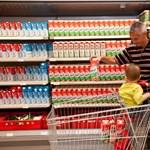 Kevesebb élelmiszert veszünk, de többet költünk