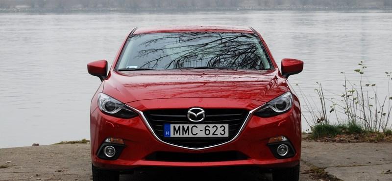 Mazda3 Sport teszt – A szamuráj útja