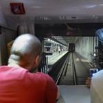 Remízbe gurult a metró az utasokkal: vizsgálat indult, senki sem volt veszélyben