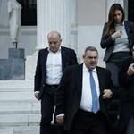 Lemondott a görög védelmi miniszter a macedón névvita miatt