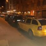 Távirányítóval pörgette az órát a bulinegyedben elfogott taxishiéna