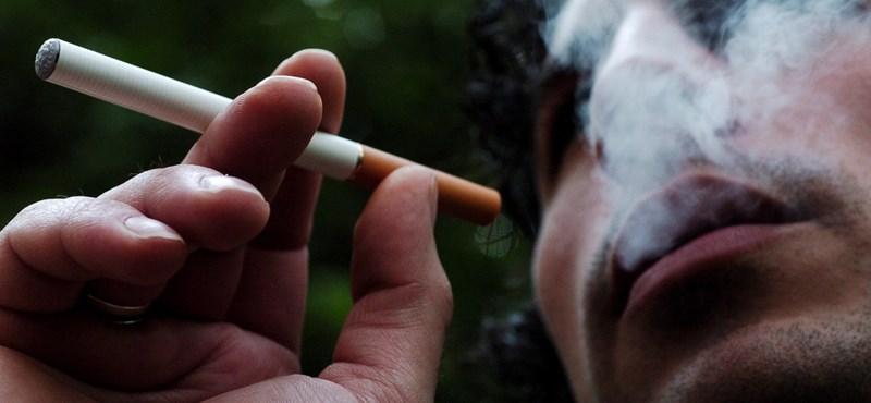 Kevesebb dohányt szív az ember, de közben járványszerűen terjed az elektromos cigi