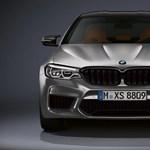Hivatalos: a BMW bemutatta a 625 lóerős legkeményebb M5-öst
