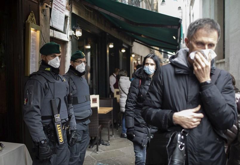 Koronavírus: már öt áldozat van Olaszországban  - percről percre tudósítás