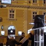 Soproni nem engedélyezte a Mi Hazánk kettőskereszt-állítását