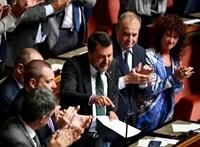 Az EU-ra mutogatva akarja szétverni az olasz koalíciót Matteo Salvini