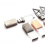 Akarjuk: design USB adattárolók