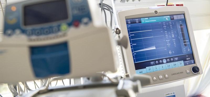 Raktárt építenek a lélegeztetőgépeknek, 2,5 milliárdot ad rá a kormány
