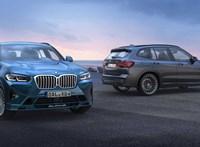 Dehogy halott a dízel: 394 lóerős gázolajos motor az új BMW X3/X4-ben