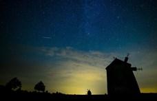 Ma éjjel nézzen fel az égre, gyönyörű dolgot fog látni
