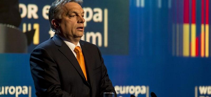 Orbán: Magyarországon nem a jobb és nem a bal kapott felhatalmazást