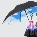 Az egyik esernyőgyártó kitalálta, hogy bevet némi nanotechnológiát