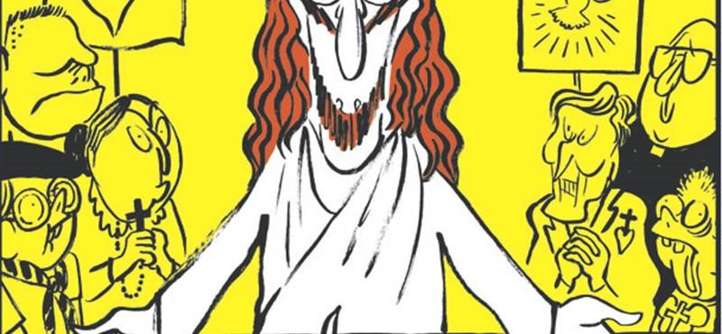 Jézus is Charlie, avagy a szólásszabadság teológiája