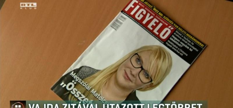 Az MNB adhatott pénzt Vajda Zitának a naphegyi lakására