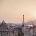 Nézegessen Párizsra zuhant csillagrombolót!