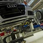Hatott a sztrájk: megállapodtak a bérekről az Audinál