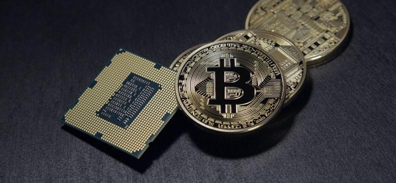 Megállás nélkül zuhan szerda óta a Bitcoin árfolyama
