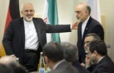 Irán külügyminisztere megígérte, nem kezdenek fegyverkezési versenybe
