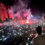 A török elnök emberére talált, Imamoglu bevitt egy gyomrost Erdogannak