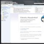 Letölthető a végleges Thunderbird 5