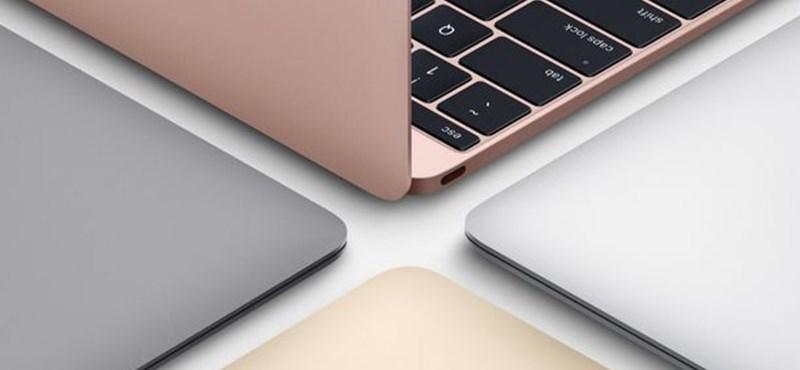Még a szépeknek is jár: ráncfelvarrást kapott a MacBook