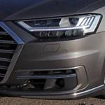 Túladagolt technológia: teszteltük az új Audi A8-at