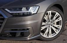 Kémfotókon az Audi Maybachra adott válasza, a Horch luxusautó