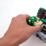 Ilyen lett a LEGO Minecraft [videó]