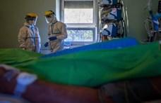 Meghalt újabb 6 koronavírusos beteg, 22-vel nőtt fertőzöttek száma