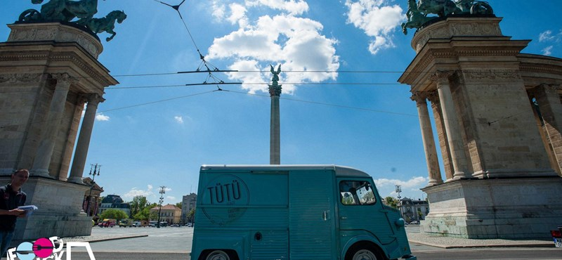 Négykeréken – Food Truck Show