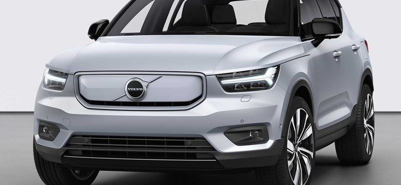 Már rendelhető az első tisztán elektromos Volvo