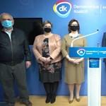 Káslerhez fordultak a DK-s polgármesterek, hogy kerületeikben csak az unió által jóváhagyott vakcinával oltsanak