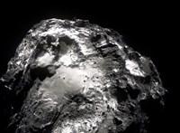 Szokatlanul lágy a 67P/Csurjumov-Geraszimenko üstökös belseje