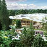 Látványvideóban lenyűgöző – ilyen lesz a Magyar Zene Háza