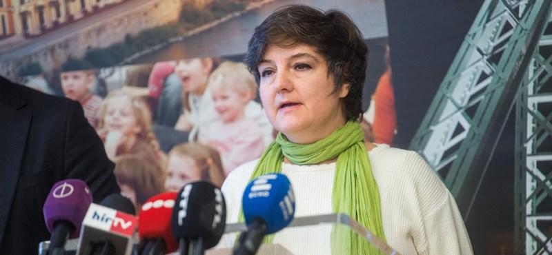 V. Naszályi Márta: Ki fog derülni, hogy sokkal jobb, ha a Lánchídon nem járnak autók
