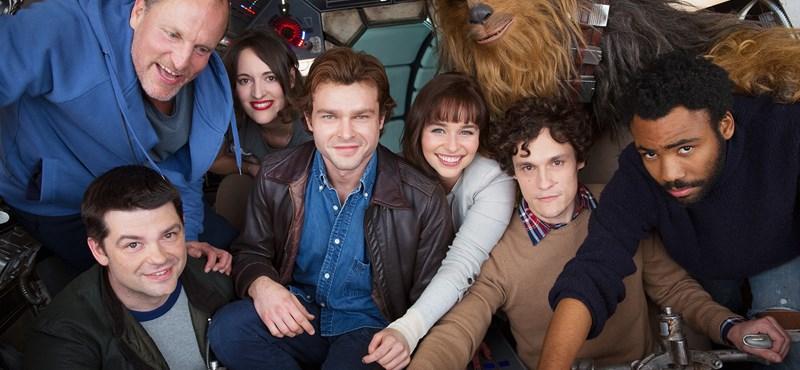 Egy talányos képpel indította az évet a Han Solo-film rendezője – fotó