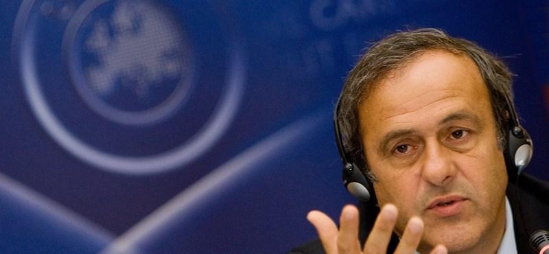 Platini 64 csapatos Bajnokok Ligáját akar