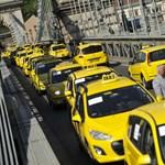 Már megvan a taxistüntetés egyik következménye: féláron van ma az Uber