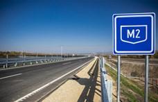 Okosút lesz az M2-es Dunakeszinél