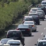 Nem lesz könnyű az M7-esen közlekedni, itt a figyelmeztetés