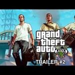 GTA V - Nézze meg a látványos játékot!