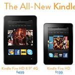 Ami az Amazon bejelentéséből kimaradt: reklám lesz minden Kindle-n