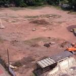 Így néz ki felülről a főváros tudta nélkül letarolt terület a Margitszigeten - videó
