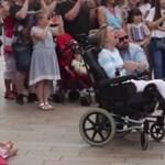Figyelem, sírásveszély! - Hatalmas meglepetést okozott lebénult feleségének