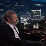 Viccnek szánták a videót, amin Joaquin Phoenix kiakad a Joker operatőrére