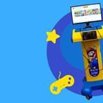 Speciális játékkonzolt készített az amerikai beteg gyerekeknek a Nintendo